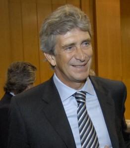 Manuel Pellegrini s'apprête à faire ses débuts en Premier League en tant que manager de Manchester City.