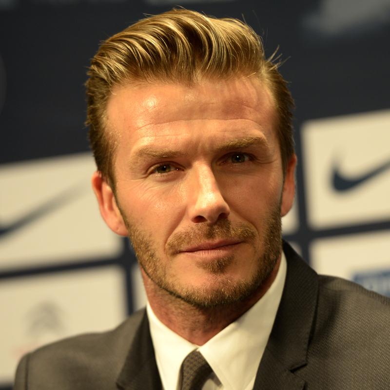 David Beckham confiant dans la nouvelle ère de Manchester United.