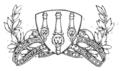 120px-Arsenal_crest_1888
